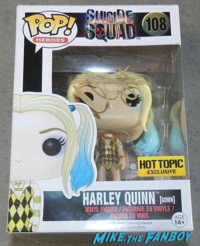 Margot Robbie Signed Autograph Harley Quinn Pop PSA