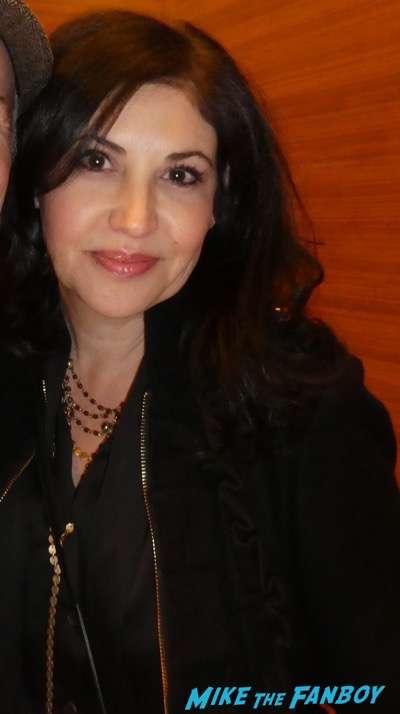 Karla Montana meeting fans