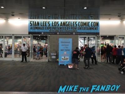 Los Angeles Comic Con 1