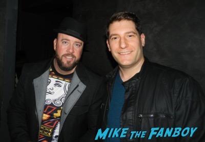 Chris Sullivan fan photo meeting fans Chris Sullivan fan photo meeting fans Chris Sullivan fan photo meeting fans