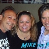 Tim Matheson meeting fans Hollywood SHow 1