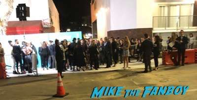 Daveed Diggs signing autographs Wonder White Carpet Premiere 10