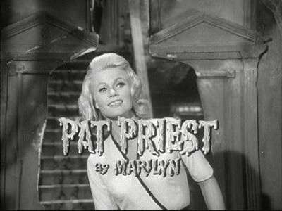 Pat priest title card munsters