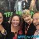 lisa loring and pat Priest fan photo meeting fans selfie