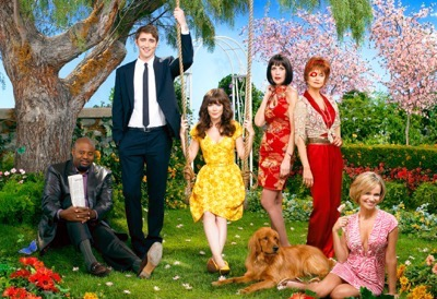 Pushing Daisies cast poster photo
