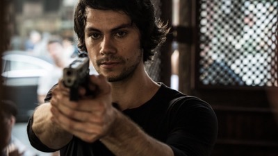American Assassin 4K UHD Blu-ray Revew Dylan O'Brien Shirtless 1