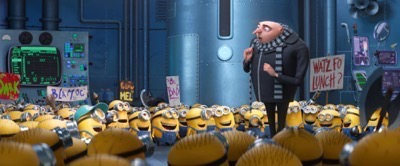 Despicable Me 3 blu-ray review 1