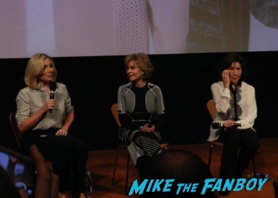 Grace and Frankie netflix q and a fail 1