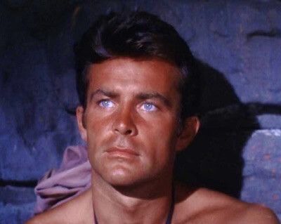 Robert Conrad shirtless 1