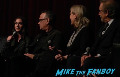 the Post FYC Q and A Meryl Streep Tom Hanks Diss fans 2