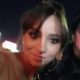 Britt Baron with fans GLOW Star Signing autographs 1