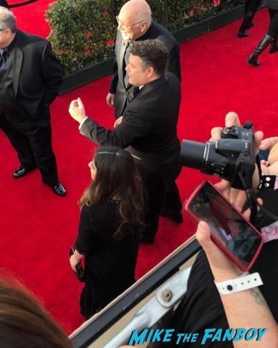Sean Astin Signing Autographs SAG Awards 2018 red carpet signing autographs 3