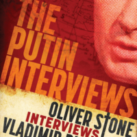 Oliver Stone signed putin inverview book