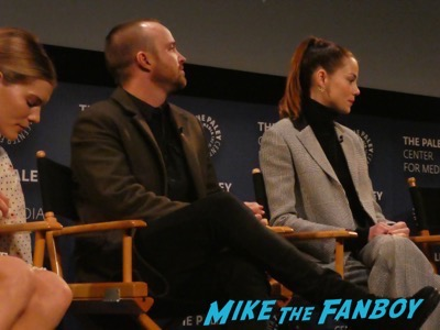 The Path season 3 premiere screening panel aaron paul 3