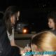 Angelina Jolie Signing autographs UCLA Annie awards 1