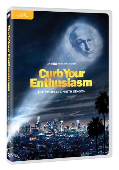 Curb Your Enthusiasm: The Complete Nineth Season dvd giveaway review 5