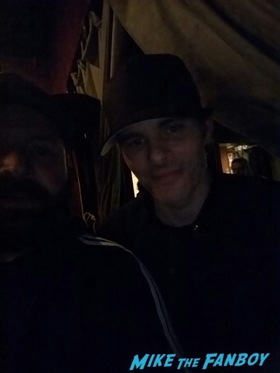 James Marsden meeting fans signing autographs selfie 2