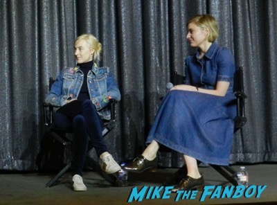 Lady Bird q and a meeting Saoirse Ronan greta gerwig 2