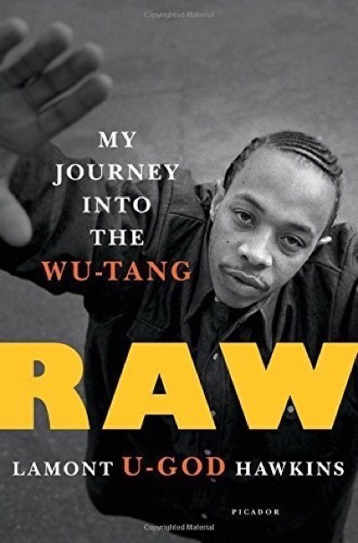 U-God from the Wu-Tang Clan Signed Autograph Book 1