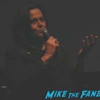 Sigourney Weaver meeting fans working girl q and a 1