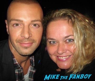 joey lawrence with fans now 2018