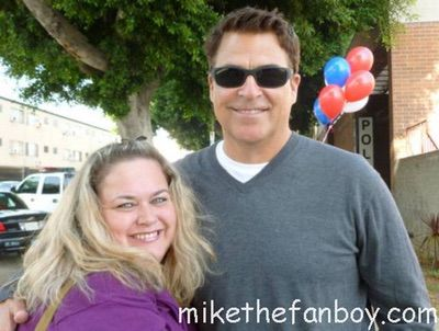 ted mcginley with fans Married with children cast reunion 0010