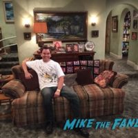Roseanne Set Visit 2018 Connor kitchen 0035