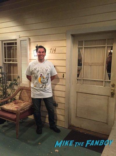 Roseanne Set Visit 2018 Connor kitchen 0035