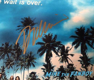 Lost Signed Autograph poster daniel Dae Kim psaLost Signed Autograph poster daniel Dae Kim psa