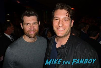 Billy Eichner with fans signing autographs american horror story cult fyc panel