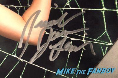 Jennifer Jason Leigh signed autograph weeds poster psa