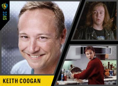 Keith-Coogan silicon valley comic con