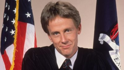 Today, we lost a wonderful comedian by the name of Harry Anderson. Growing up, I used to watch episodes of Night Court constantly in syndication and grew up with the series. It was on all the time in our house.   Night Court lasted for eight seasons on NBC and was a staple of the lineup. The heart and soul of the series was Harry Anderson who played Judge Harry Stone. He carried the show and the absurd comedy series is still hysterical to this day.   Harry Anderson started off on Cheers as the friendly schiester who did magic tricks and scammed people out of cash, he then went to Night Court and after than another sitcom Dave's World. That series lasted four years on CBS and lasted 98 episodes.   I admit I've never had a chance to meet Harry Anderson but I've heard he was a really nice guy.  In my travels, I did manage to pick up a signed Night Court script which is one of my favorite 1990s collectables. It's hard to find things from these classic shows from the 1980s and 1990s, so finding this signed script was really cool.   I know that Harry Anderson's legacy will live on and more generations will see his comedy stand up act and television shows. He is a unique talent and I for one am greatly sad to see him leave.   RIP Harry Anderson