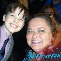 Ian Armitage with fans young Sheldon fyc event with fans 0006
