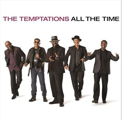 the temptations Signed Autograph pre-order0002