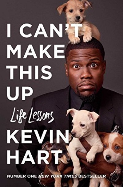 Kevin Hart signed autograph book