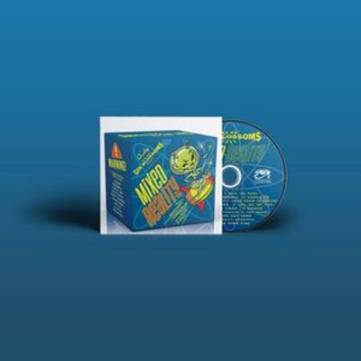 Gin Blossoms signed autograph CD