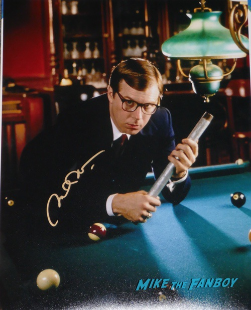 Michael McKean signed autograph Mr. Green Clue The Movie photo