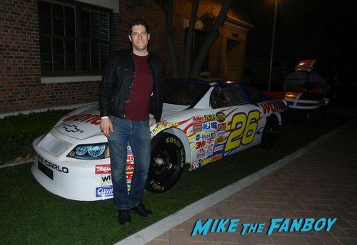 Talladega Nights: The Ballad of Ricky Bobby prop car sony lot