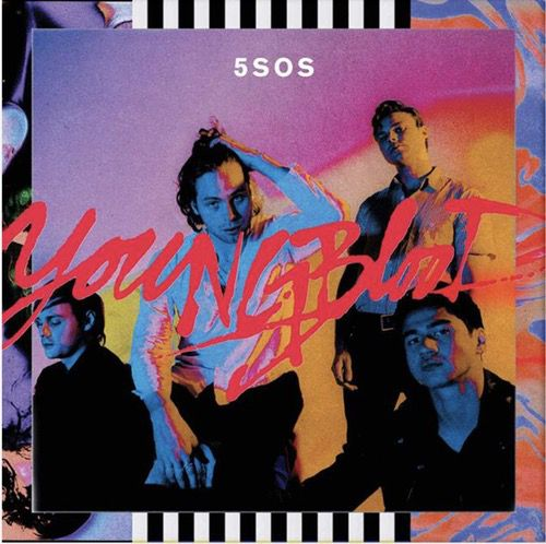 5 seconds of summer signed autograph cd