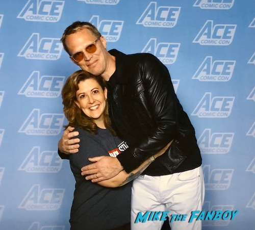 Paul Bettandy With Fans Photo opp ACe Comic Con recap 0012