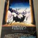 Billy Crystal Signed Autograph Princess Bride Poster 0001