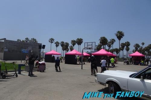GLOW Fan Event Muscle Beach 0007