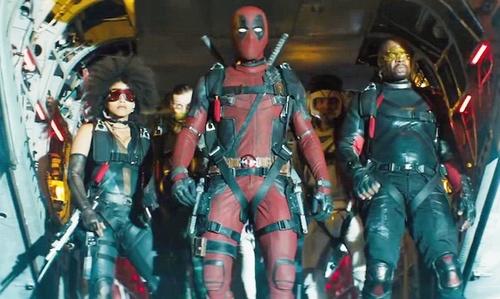 Deadpool 2 4k Blu-ray Review 0000