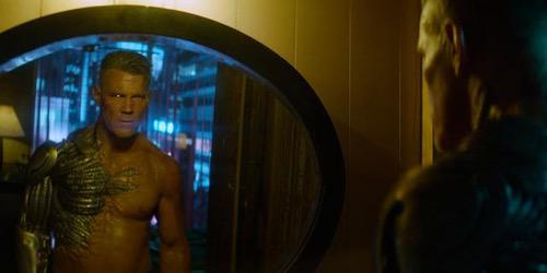 Josh Brolin shirtless Deadpool 2 4k Blu-ray Review 0006