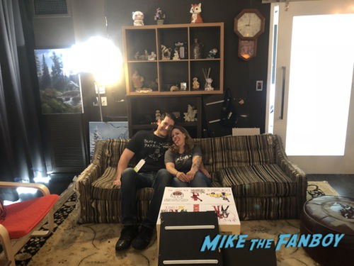 Deadpool dream suite San Diego Comic Con 2018 offsite 0007