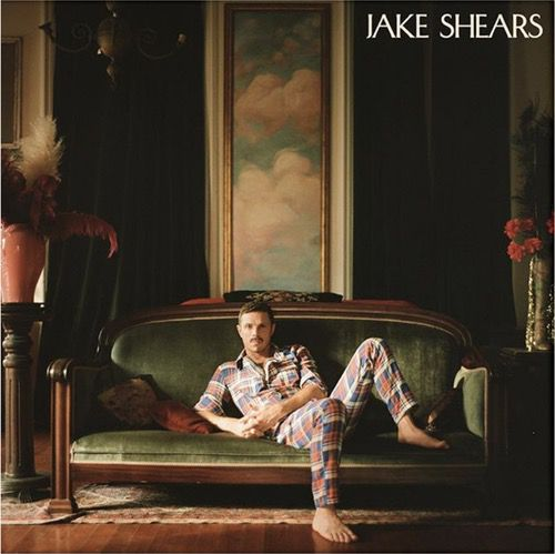 Jake Shears Signed Autograph book 0003