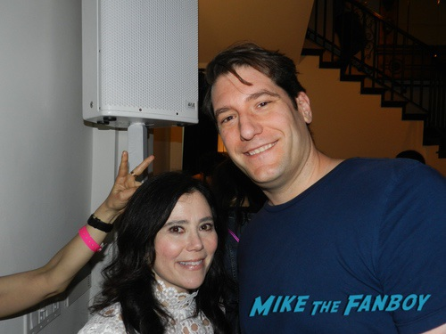 The Marvelous Mrs. Maisel fyc event Alex Borstein with fans 0000