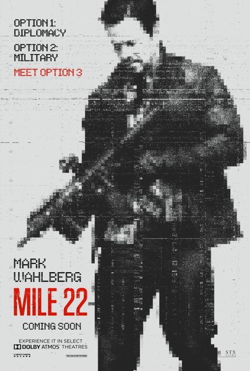 mile_twenty_two movie poster one sheet