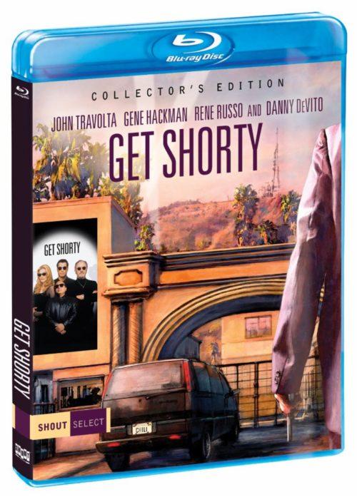 GET SHORTY: COLLECTOR'S EDITION, GET SHORTY: COLLECTOR'S EDITION blu ray, GET SHORTY: COLLECTOR'S EDITION blu ray shout, GET SHORTY: COLLECTOR'S EDITION Gene Hackman
